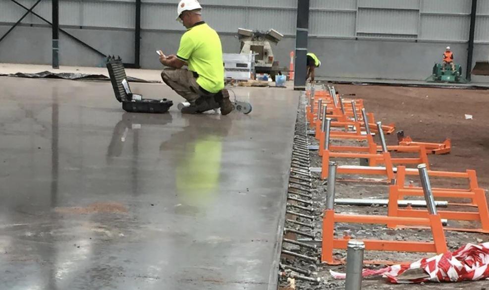 slab formwork construction